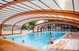 piscine couverte camping ile de re